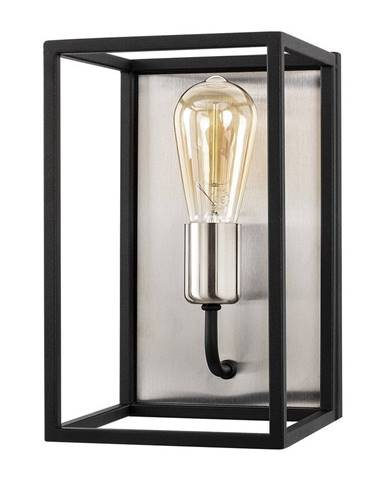 Čierne závesné svietidlo Opviq lights Kafes, výška 28 cm