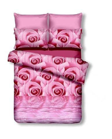 Obliečky na dvojlôžko z mikrovlákna DecoKing Marco, 200×220cm