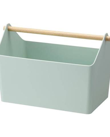 Modrý úložný box YAMAZAKI Storage
