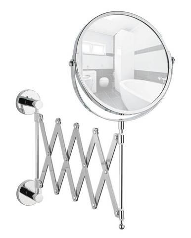Samodržiace vyťahovacie nástenné zrkadlo Wenko Power-Loc Elegance