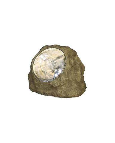 Vonkajšie solárne LED svietidlo Best Season Stone