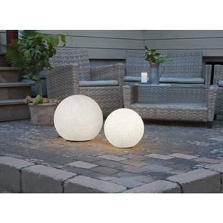 Vonkajšia svetelná dekorácia Best Season Outdoor Twillings Misma, ⌀ 30 cm