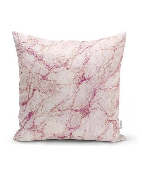 Minimalist Cushion Covers Obliečka na vankúš Minimalist Cushion Covers Girly Marble, 45 x 45 cm
