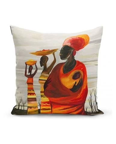 Obliečka na vankúš Minimalist Cushion Covers Venteha, 45 x 45 cm