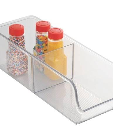 Úložný systém do chladničky InterDesign Fridge, 28×10cm