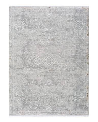 Sivý koberec Universal Riad, 120 x 170 cm