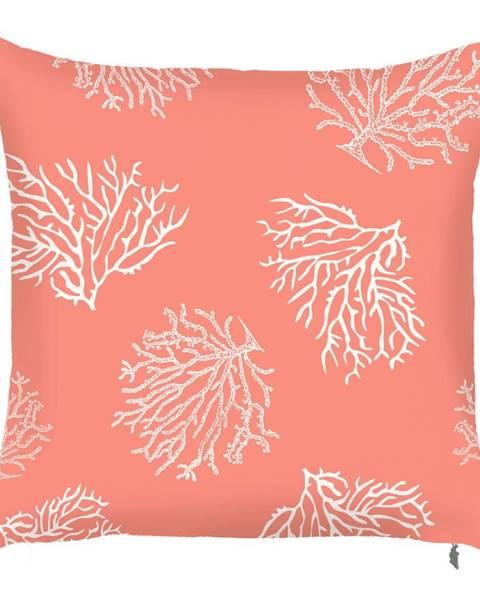 Apolena Obliečka na vankúš Mike&Co.NEWYORK Coral Floating, 43 × 43 cm