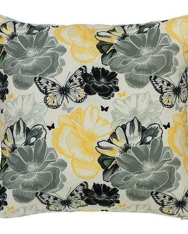 Obliečka na vankúš Mike&Co.NEWYORK Butterflies, 43 × 43 cm