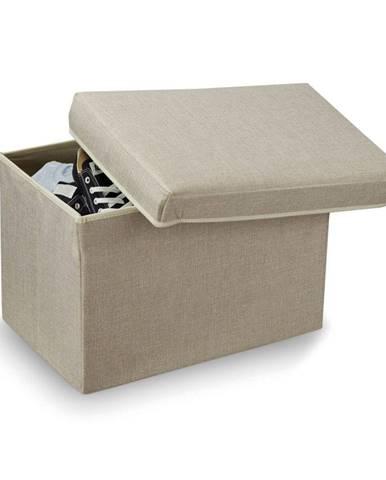 Úložný box Domopak Ottoman, dĺžka 49 cm