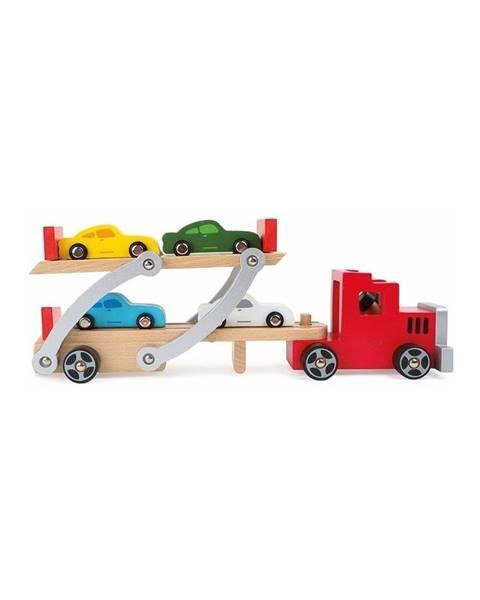Legler Drevený kamión na hranie Legler Transporter