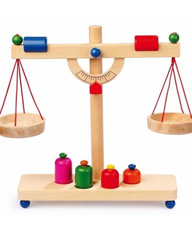 Drevená váha Legler Beam Scales