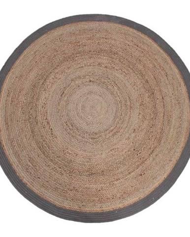 Koberec z konopného vlákna LABEL51 Rug,⌀ 150 cm