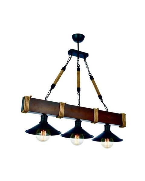 Beacon Závesné svietidlo z hrabového dreva Kütük Ceviz