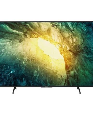 Televízor Sony KD-55X7055 čierna