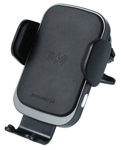 Držiak na mobil Swissten S-Grip W2-AV5 s bezdrátovým nabíjením