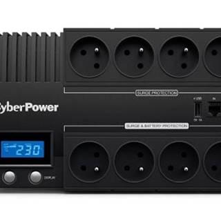 Záložný zdroj Cyber Power Systems Brics LCD UPS 700VA/420W