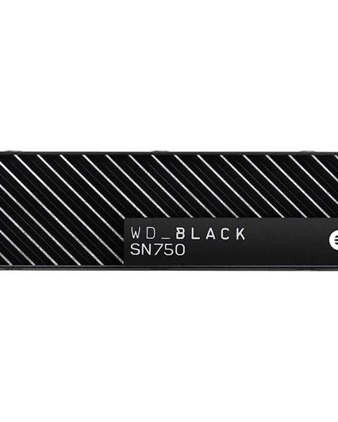 Western Digital SSD Western Digital Black SN750 NVMe M.2 500GB s chladičem