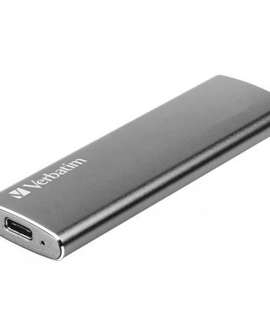 SSD externý Verbatim Vx500 240GB strieborný