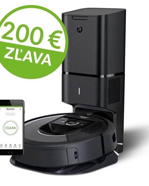 iRobot Robotický vysávač iRobot Roomba i7+ čierny