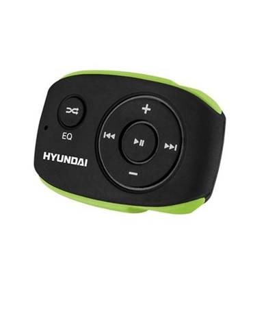 MP3 prehrávač Hyundai MP 312 GB4 BG čierny/zelen