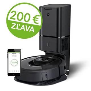 Robotický vysávač iRobot Roomba i7+ čierny