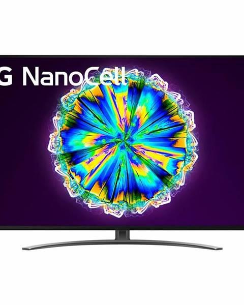 LG Televízor LG 55Nano86 čierna