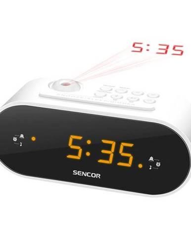 Rádiobudík Sencor SRC 3100 W biely