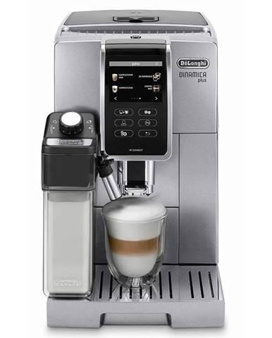 Espresso DeLonghi Dinamica plus Ecam 370.95 S strieborn