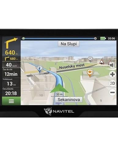 Navigačný systém GPS Navitel E500 TMC Magnetic čierna