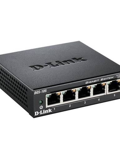Switch D-Link DGS-105  5 port, Gigabit