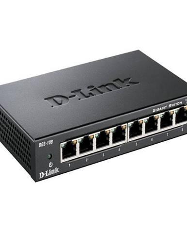 Switch D-Link DGS-108  8 port, Gigabit