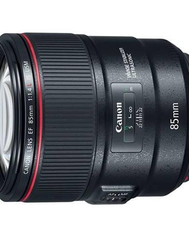 Objektív Canon EF 85 mm f/1.4 L IS USM - Selekce AIP1 čierny