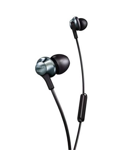 Slúchadlá Philips PRO6105 čierna