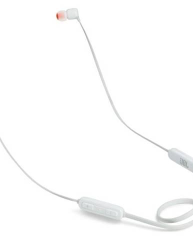 Slúchadlá JBL T110BT biela