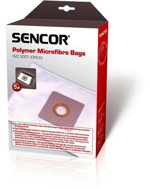 Sencor Sáčky pre vysávače Sencor SVC 3001