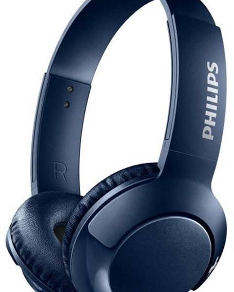 Philips Slúchadlá Philips Shb3075bl modrá