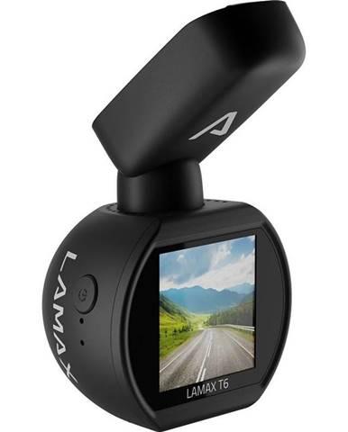 Autokamera Lamax T6 WiFi + púzdro čierna