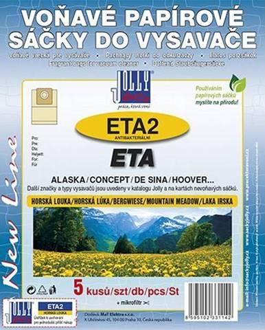 Sáčky pre vysávače Jolly 3114S ETA 2