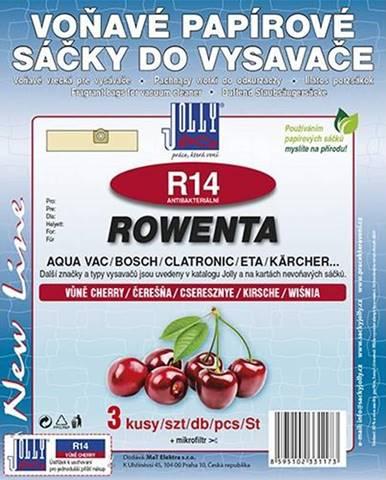 Sáčky pre vysávače Jolly 3117S R 14 Rowenta
