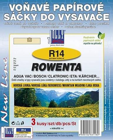 Sáčky pre vysávače Jolly 3118S R 14 Rowenta