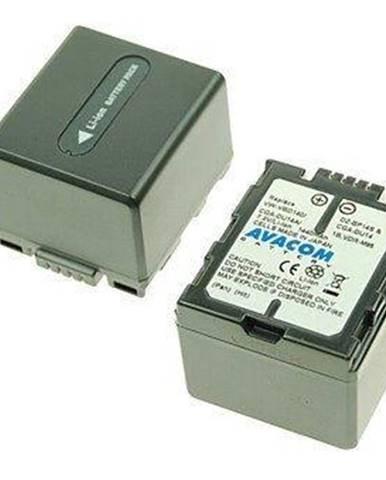 Batéria Avacom Panasonic CGA-DU14/CGR-DU14/ VW-VBD14, Hitachi