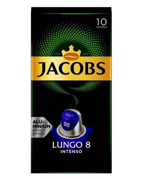 Jacobs Kapsule pre espressa Jacobs NCC Lungo Intenso