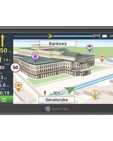 Navigačný systém GPS Navitel E707 Magnetic siv