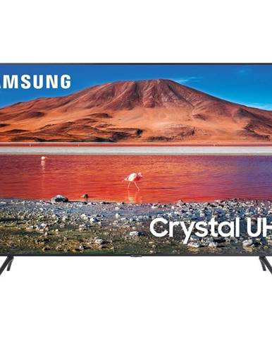 Televízor Samsung Ue75tu7172 strieborn