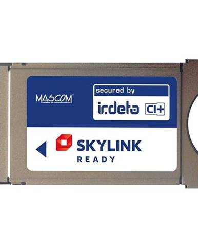Modul Mascom Irdeto Skylink Ready CI+1.3 strieborné