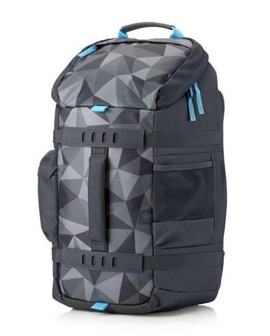 """Batoh na notebook  HP Odyssey Sport Facets pro 15.6"""" sivý"""
