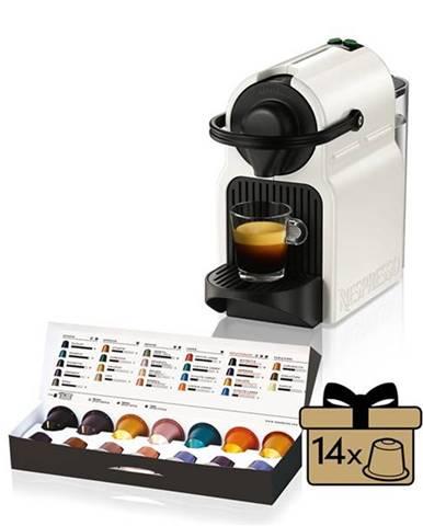 Espresso Krups Nespresso Inissia XN1001 biele