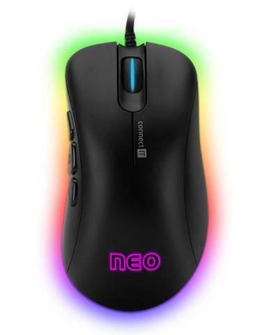 Myš  Connect IT NEO čierna