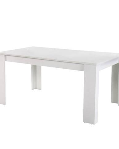 Jedálenský stôl biela 140 TOMY NEW poškodený tovar