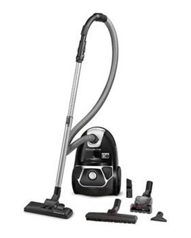 Podlahový vysávač Rowenta Compact Power Animal Care Ro3985ea čierny